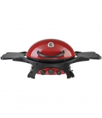 Triple Grill in Chilli Red
